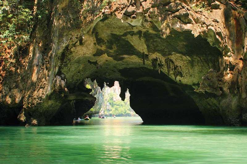 Caves & Jungle Pools Around Krabi - Explore with Sleep ...